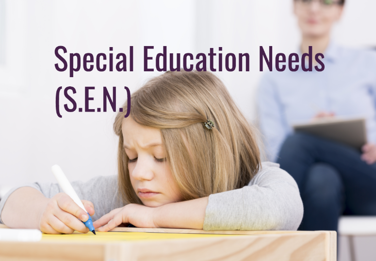 Special Education Needs (SEN)
