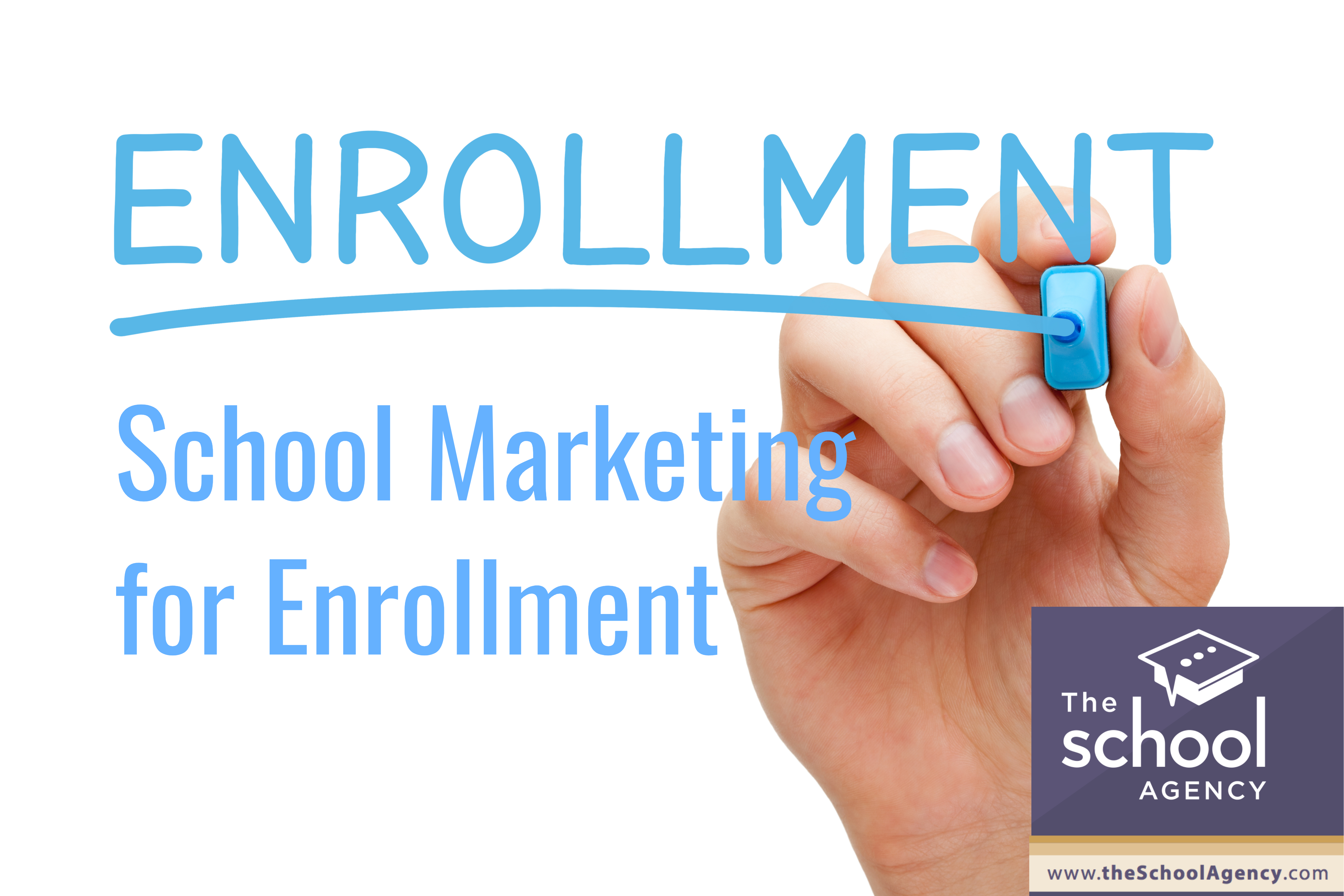 School Marketing to increase enrollment inquiries